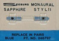 Pair of Seeburg original mono needles
