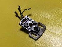 Dual Original  headshell mounting plate/ slide