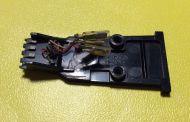 Garrard C2 headshell slide sled  mounting plate