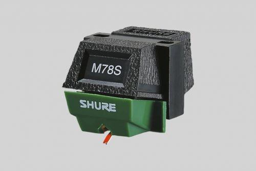 Shure M78S MONO  78rpm Cartridge