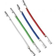 Cartridge Headshell connection wires set of 4